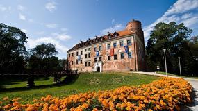 Turystyczna Jazda - Zamek w Uniejowie