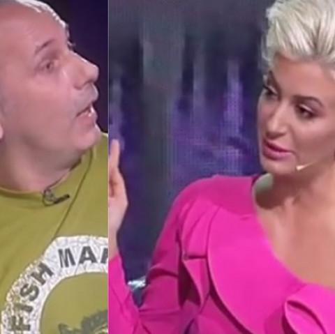 """JA NISAM KAO DRUGE VODITELJKE, POŠTUJTE ME"": Zaratili Dušica Jakovljević i Aleksandrin stric!"