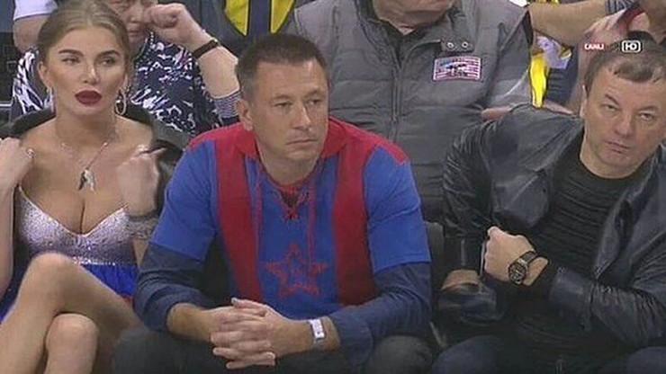 Navijačica CSKA