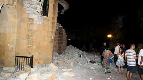 Trzęsienie ziemi w pobliżu greckiej wyspy Kos. Są ofiary śmiertelne