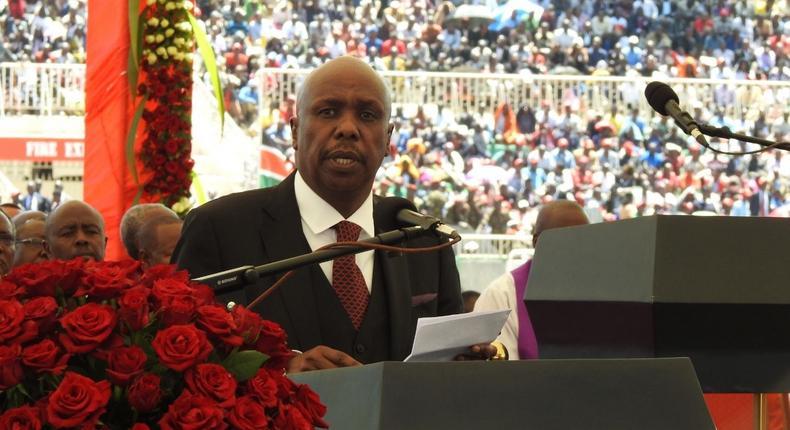 Nkiangalia DP, anahitaji maombi - Gideon Moi's teases William Ruto