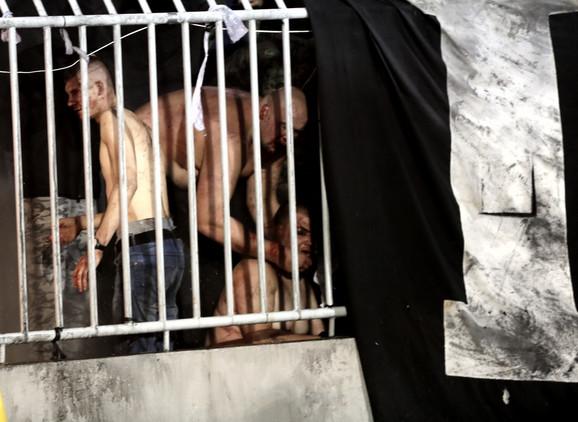 Prebijeni vinovnici incidenta na Partizanovom