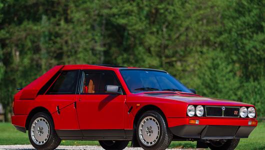 """Ciekawostka z ogłoszenia – Lancia Delta S4 """"Stradale"""""""