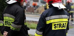 Dramat pod Kołobrzegiem. 13 osób utknęło na karuzeli