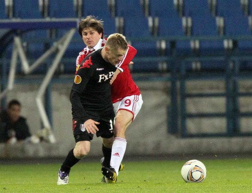 Maaskant wpuszcza młodych zawodników na boisko