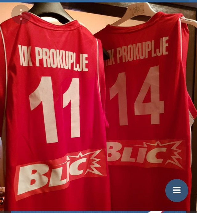 """Košarkaši Prokuplja će i naredne sezone nastupati sa logom """"Blica"""" na dresovima"""