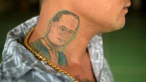 Zmarł uwielbiany przez poddanych król Tajlandii Bhumibol Adulyadej