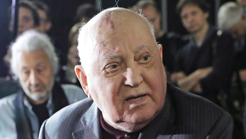 Mikhail Gorbatsjov.  Dårlig helse