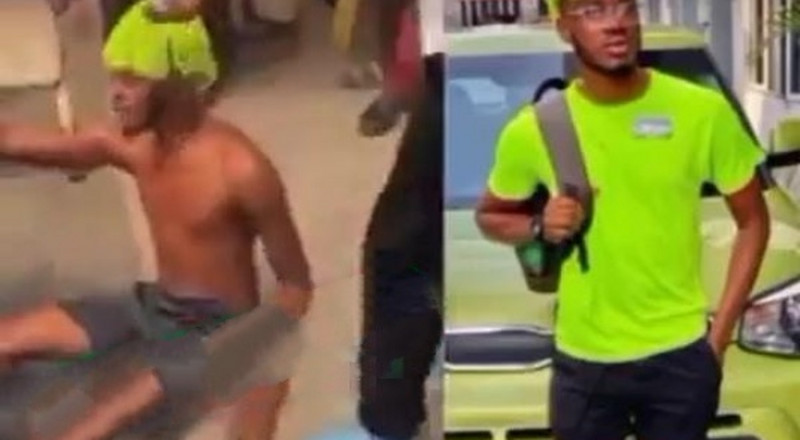"""No, I can't kill my mom for money ritual"" – Restless 'Sakawa boy' screams (video)"