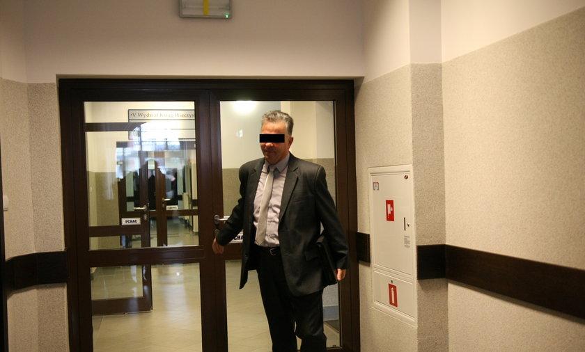 Żmuda Trzebiatowski przed sądem