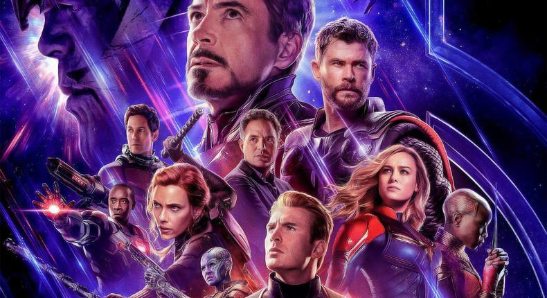 It's the end of an era on Avengers: Endgame (Wallpaper HD)