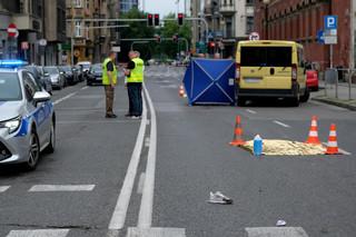 Kierowca autobusu przejechał nastolatkę w Katowicach. W niedzielę stanie przed prokuratorem