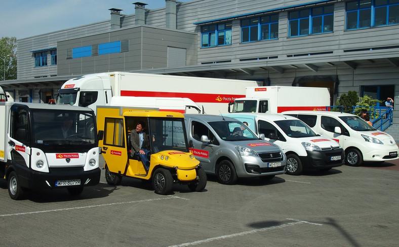 W testach uczestniczy 20 pojazdów, w tym Citroen Berlingo Electric, Peugeot Partner Electric, Nissan e-NV-200, Renault Kangoo ZE, a także pojazdy Melex, Zeppelin oraz Komel (konwertyk Instytutu Napędów i Maszyn Elektrycznych na bazie Fiata Fiorino)