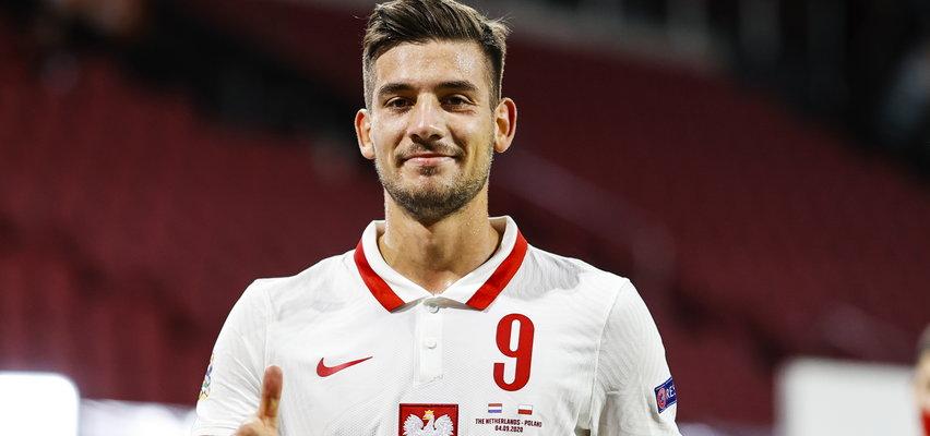 Jakub Moder. Polak, który strzelił Anglikom gola na Wembley
