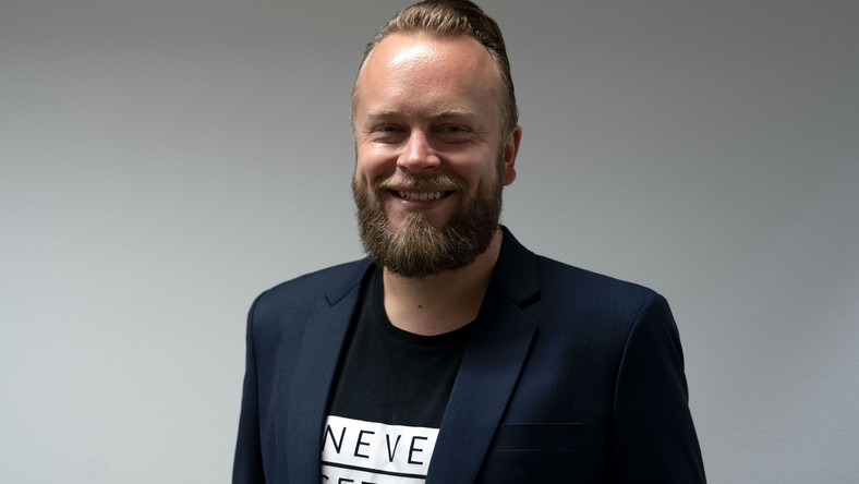 Tuomas Lampen, dyrektor ds. strategii w OnePlus Europe