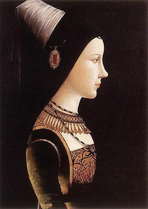 Pošteđena: Marija od Burgundije