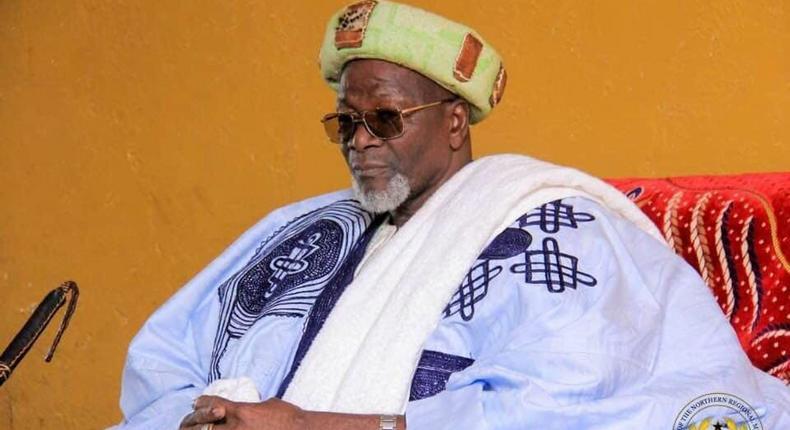 New overlord of Dagbon, Yaa Naa Abukari Mahama II
