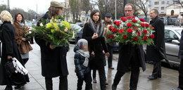 Marta Kaczyńska unika męża. Nawet na pogrzebie!