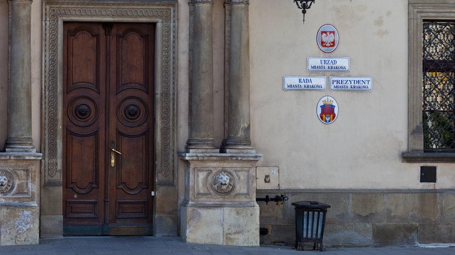 Urząd miasta Krakowa