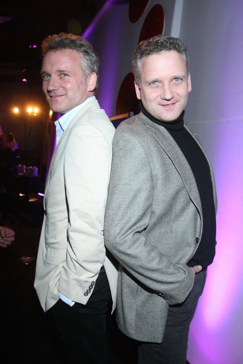 Jarosław i Jacek Kret