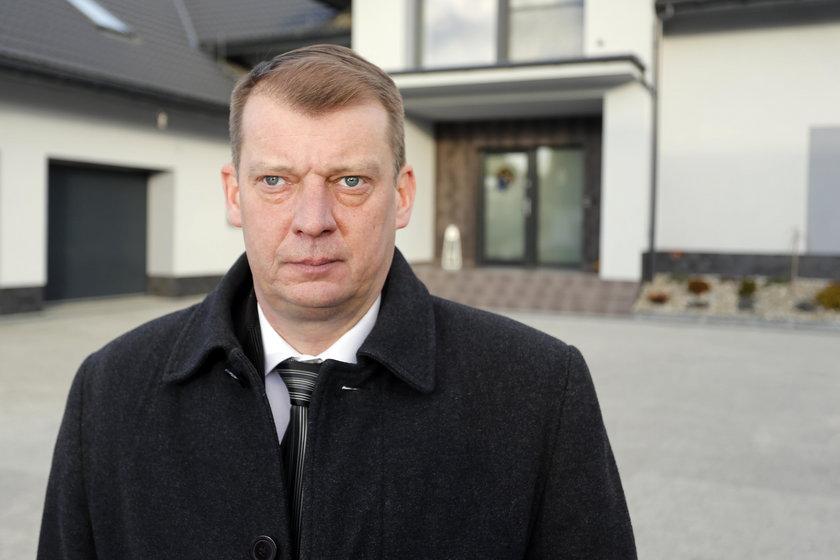 Krzysztof Szczotok, sołtys Nieboczów