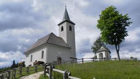 Słowenia - zielony raj