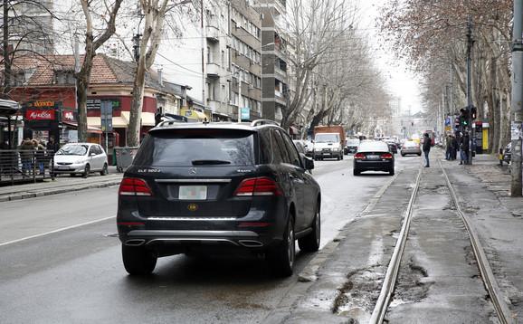 Nema više parkiranja na ulici