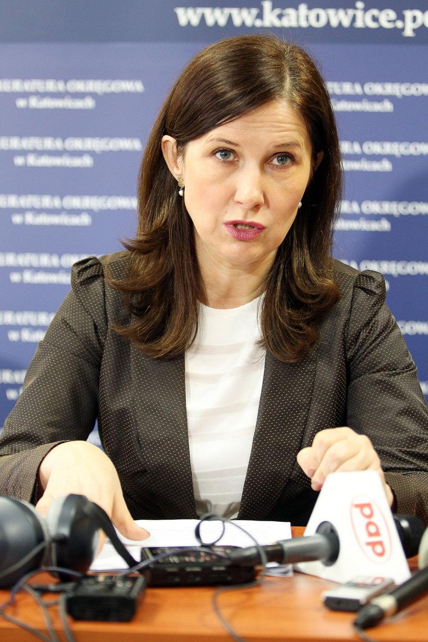 Marta Zawada-Dybek, rzecznik PO w Katowicach