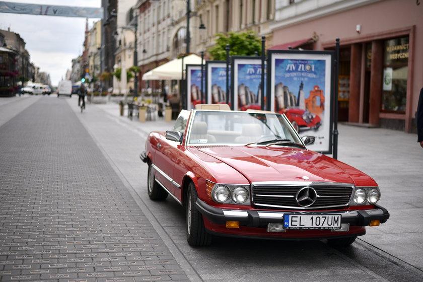W Łodzi odbędzie się Zlot Zabytkowych Mercedesów
