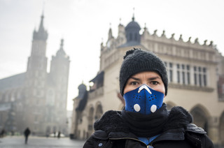 Minister środowiska deklaruje: Za dziesięć lat smog ma całkowicie zniknąć