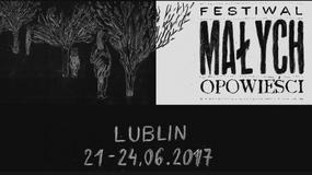 Festiwal Małych Opowieści rusza w środę w Lublinie
