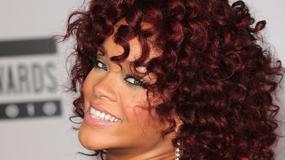 Rihanna w przezroczystościach