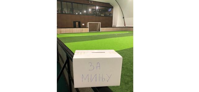 Kutija za donacije