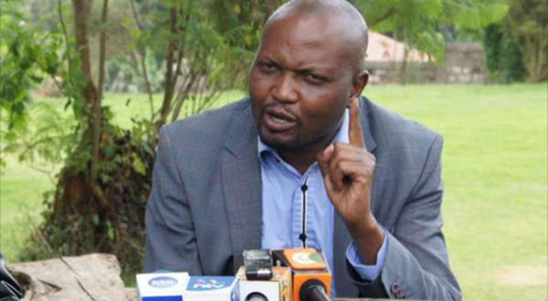 Moses Kuria exposes 4 agendas to be discussed at Jubilee's PG meeting Today