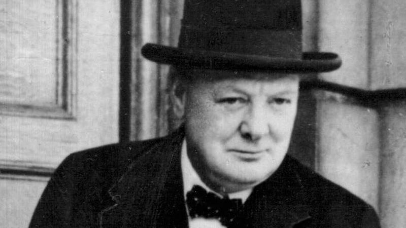 Winston Churchill  / Fotó: Northfoto