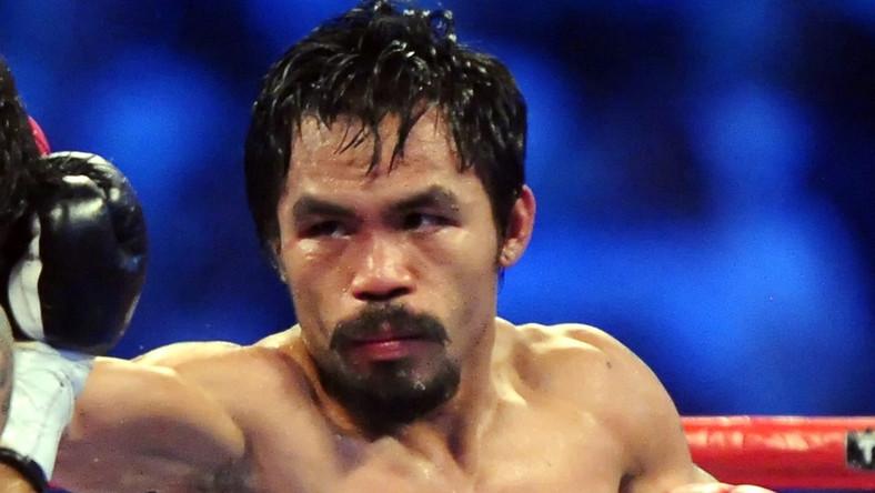 Manny Pacquiao stracił mistrzowski pas