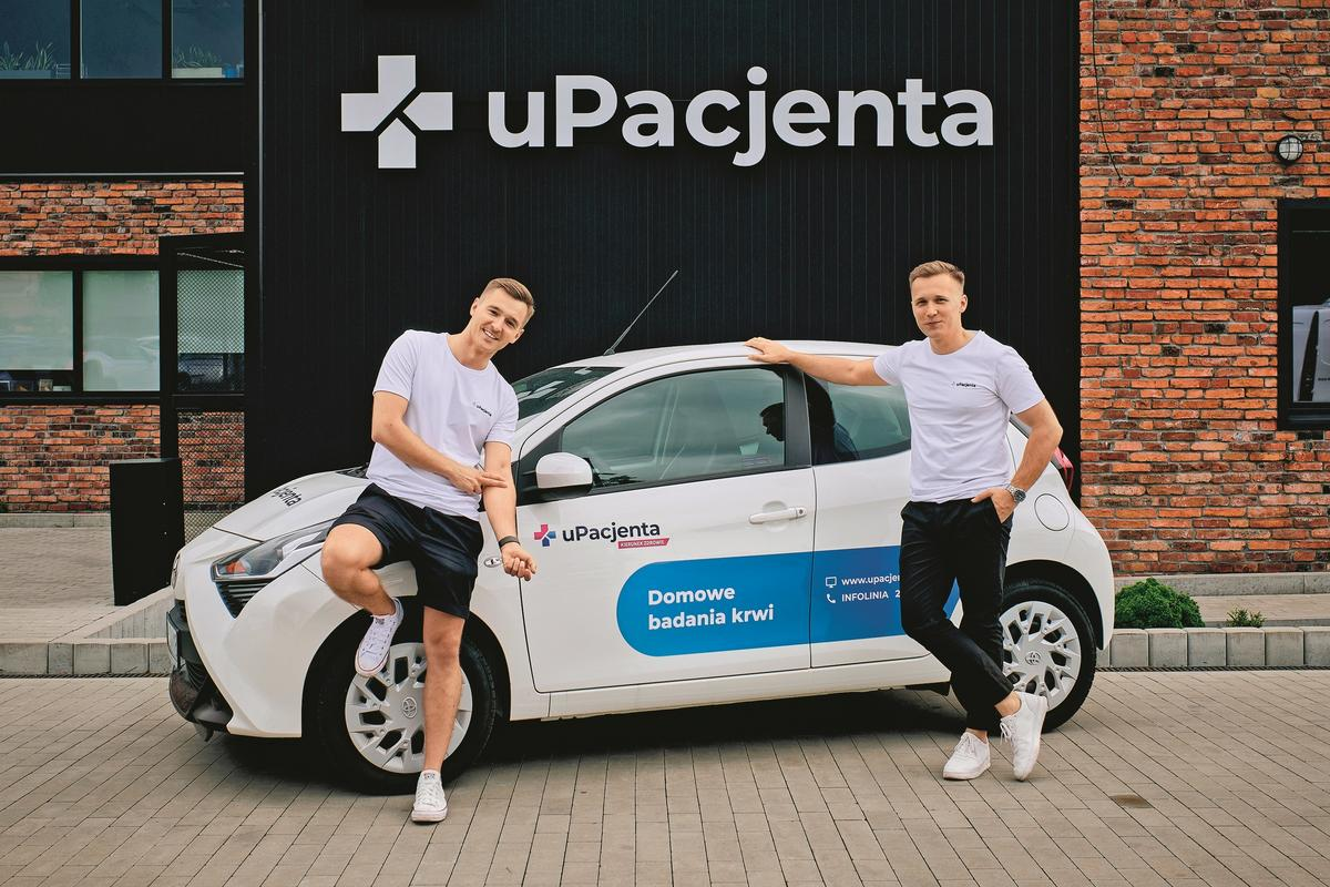 uPacjenta. Platforma typu smart lab, która realizuje badania krwi i testy covidowe z dojazdem - Biznes - Forbes.pl