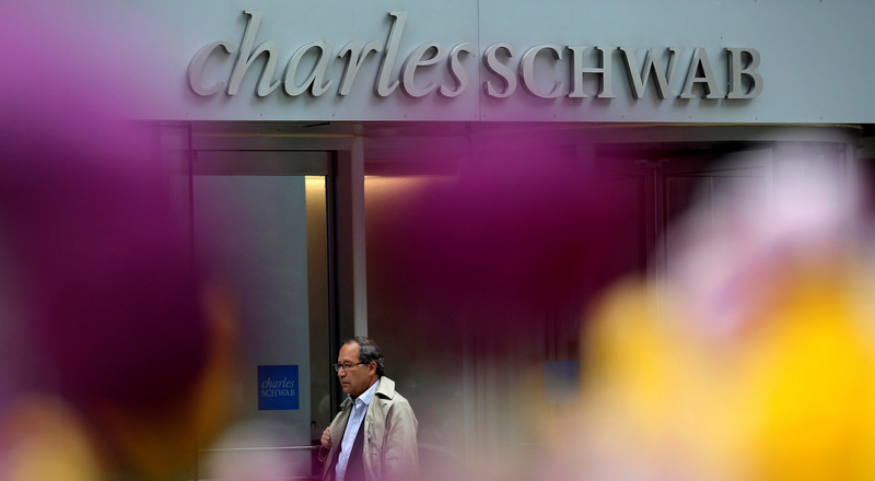 Charles Schwab touts record-high $4 trillion in client assets after erasing trading fees