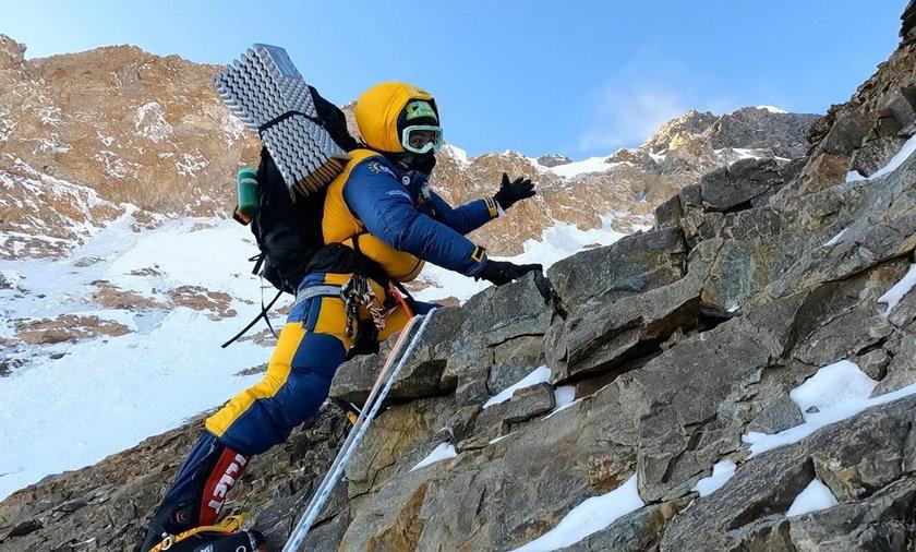 K2. Magdalena Gorzkowska atakuje szczyt.