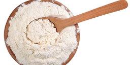 Uważaj na tę mąkę! Uzależnia jak narkotyk