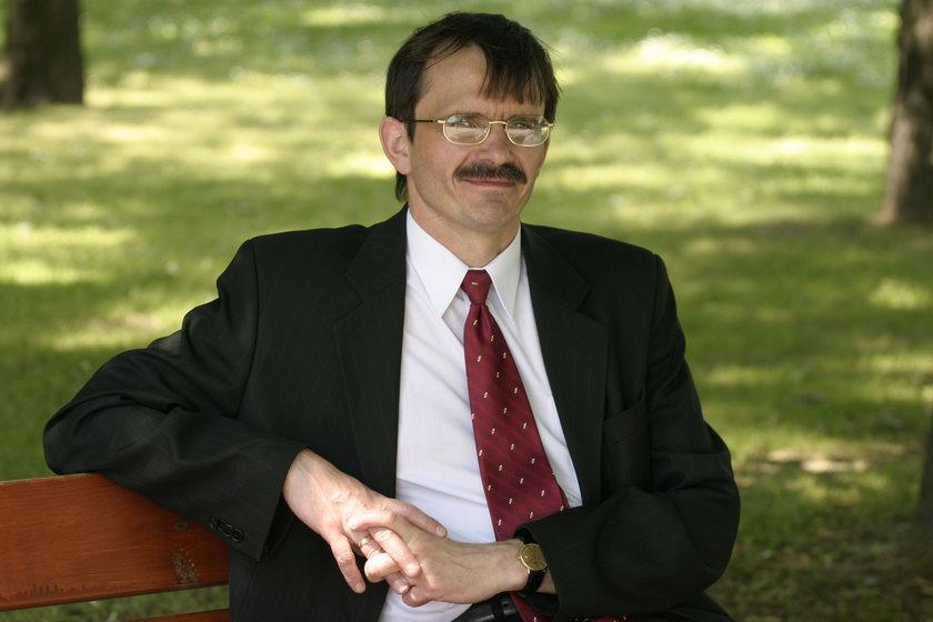 Krzysztof Bukiel, szef OZZL