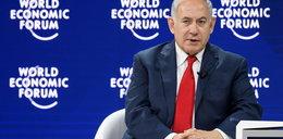Premier Izraela trafił do szpitala. Jest podejrzany o korupcję