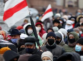 Białoruś: Największe represje od czasów stalinowskich