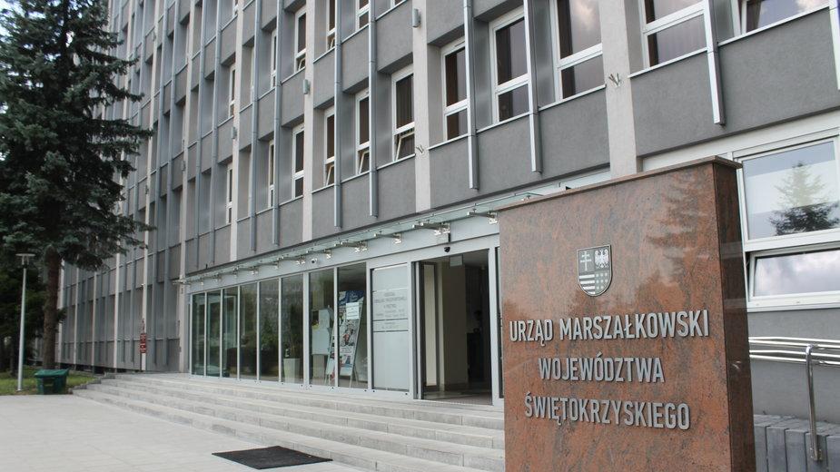 Urząd Marszałkowski w Kielcach