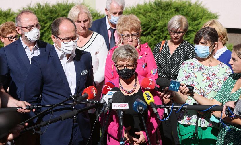 Bez porozumienia po spotkaniu medyków z ministrem zdrowia.