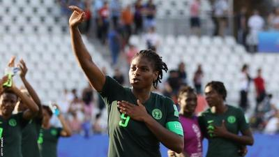 Question mark over the omission of ex-captain Desire Oparanozie from Super Falcons squad for Gold City Tournament in Turkey