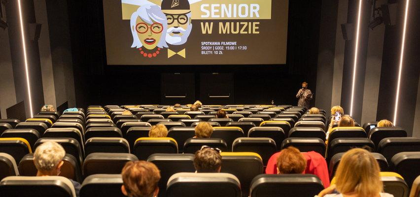 Kino dla seniora. Za 10 zł!