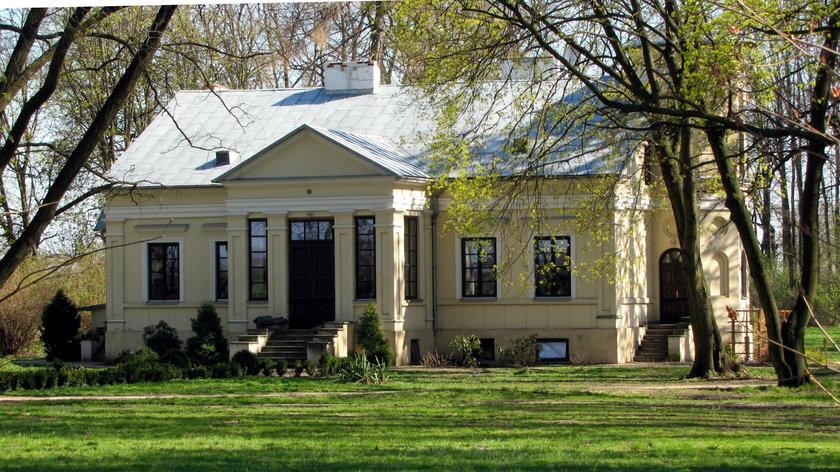 Janusz Józefowicz i Natasza Urbańska dom