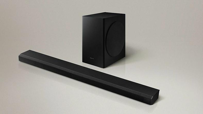 soundbar Samsung q70t
