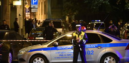 Strzelanina przy ambasadzie. Ranny policjant
